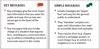 module 6 simplified and key messages who vaccine safety basics
