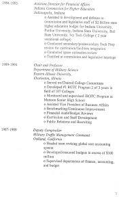 Purdue Resume Resume Rotc Resume