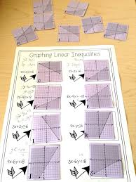 31 best solving u0026 graphing inequalities images on pinterest