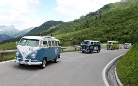 volkswagen old van end of an era volkswagen kombi van to cease production after 63 years