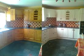 painting kitchen cabinets ireland professional kitchen cabinet painting before and after page