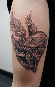 no regrets piercing skull tattoos page 1