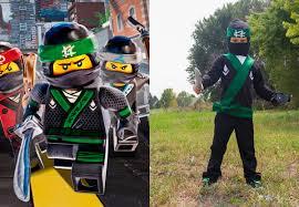 Lego Ninjago Costumes Halloween Diy Lego Ninjago Costume Takes