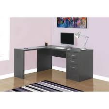 modern corner desk desk monarch corner desk wood stylish dark taupe default name 64
