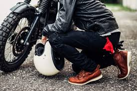 mc riding boots riding gear alpinestars oscar rayburn boots return of the cafe