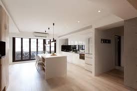 Urban Design Kitchens - sparkling urban apartment design