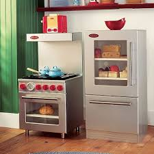 Stainless Steel Kitchen Set by Babygadget Pro Chef Kitchen Set From Pottery Barn Kids