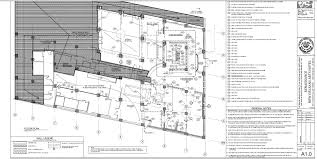 Warehouse Floor Plans by Check Out The Plans For Legacy Kitchen U0027s New Location In The