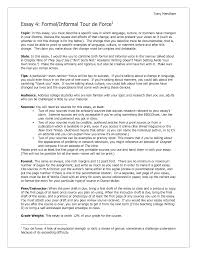 example of a formal essay formal essay fonts cover letter example