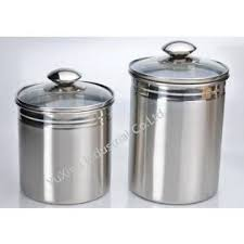 stainless kitchen canisters steel canister stainless steel kitchen canisters india stainless