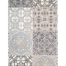 kchen tapeten modern 2 kitchen style 2 vinyl tapete kacheln grau beige ke29951 38 20