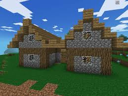 minecraft pe big storage house shed download youtube
