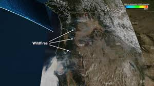 Wildfires In Oregon Map by Oregon Wildfires Youtube