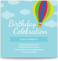 birthday announcements kid birthday invitations and ecards pingg