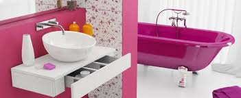 modern pink bathrooms archives welcome to o u0027gorman brothers bath