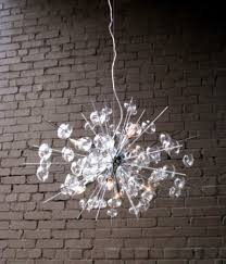 Large Glass Chandeliers Blown Glass Chandeliers For Sale At Crystal Chandelier Regarding