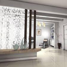 diy room divider made of environmentally pvc 12 pcs simple and