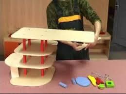 wooden toy wooden garage g2 avi youtube