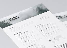 minimalist resume template indesign gratuit macaulay honors application 20 free editable cv resume templates for ps ai cv resume