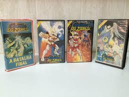 Todos Os Filmes De Cavaleiros Do Zodiaco -