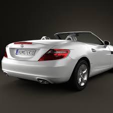 3d class price mercedes slk class r172 2012 inshare 3d model max obj 3ds fbx