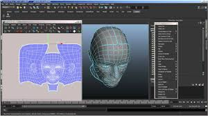photo layout editor free free tutorial uv layout on a human head in maya youtube