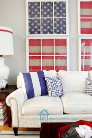 Blue Livingroom 253 Best Patriotic Decorating Images On Pinterest Red White Blue