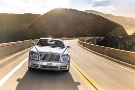 2017 bentley mulsanne ewb 300 2017 bentley mulsanne facelift revealed new grille more power