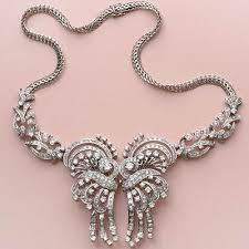 vintage diamond pendant necklace images Fay cullen archives necklaces vintage diamond necklace antique jpg