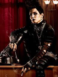 Lisbeth Salander From The With Which Do You Prefer As Lisbeth Salander Vinnieh