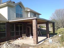 Patio Covers Houston Texas Covered Patio 13 U0027x29 U0027 Cost Houston Construction Home Repair