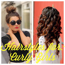 Hairstyles For Day Old Curls | blogust day 28 hairstyles for curly girls classy girl with curls