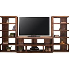 legends furniture sausalito 3 piece entertainment wall in