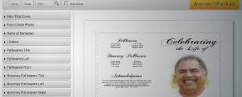 create funeral programs print your own funeral and memorial programs