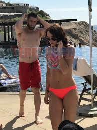 bryce harper u0027s honeymoon pics have arrived terez owens 1