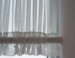 Tension Window Curtain Rods Tension And Sash Curtain Rods Thecurtainshop Com