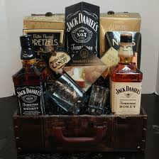 whiskey gift basket daniel s original honey gift basket gift baskets