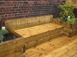 hardwood benches garden railway sleeper bench seat loveseat