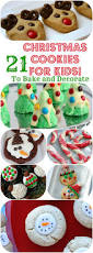Baking And Cake Decorating 21 Christmas Cookies Kids Can Bake Easy Christmas Cookie Recipes