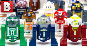 lego astromech droid star wars collection