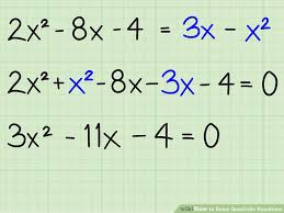 image titled solve quadratic equations step 1