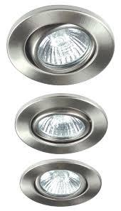 Bathroom Spot Lighting by 3x Ip23 Recessed Bathroom Ceiling Down Lights Spot Lights Gu10 50w