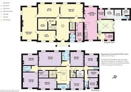 Floor Plans In Spanish Prince Charles U0027 Cornish Manor House With Its Own Keep Is Yours For