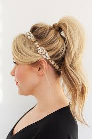 headband ponytail photos ponytail with headband hairstyles black hairstle picture