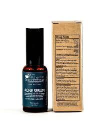 Serum Acne acne serum the alchemist collection