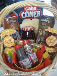 raffle basket themes basket idea handmade gifts basket ideas