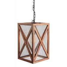 Wood Pendant Light Jodene Wood Pendant Light In Home Furniture Gallery