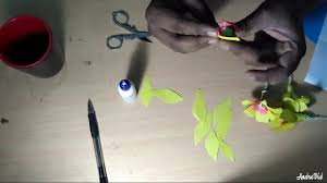 home decoration with paper crafts arts crafts to do at home
