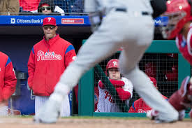 Phillies Prepare For Life Without - let s not go overboard on gabe kapler crossing broad