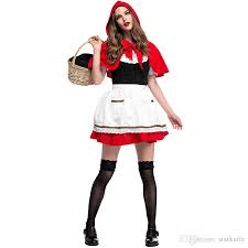 Riding Costumes Halloween Christmas Halloween Cosplay Costumes Red Riding Hood
